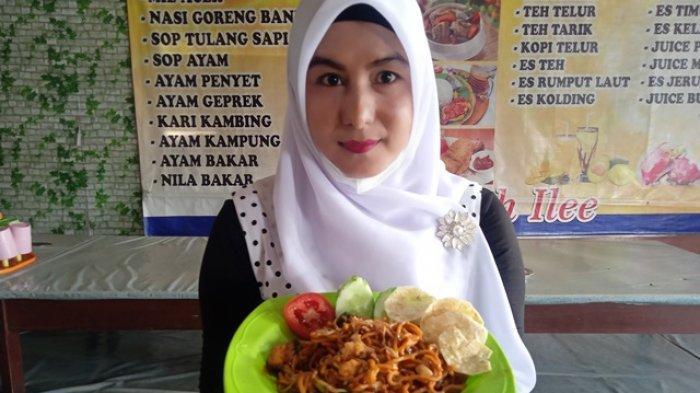 Lezatnya Mie Aceh Buatan UMKM Yus Mie Aceh yang Berlokasi di Simpang Rimbo