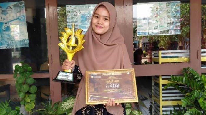 Femalenial Jambi Suspa Yusmita Justru Makin Berprestasi di Masa Pandemi, Dapat Enam Penghargaan