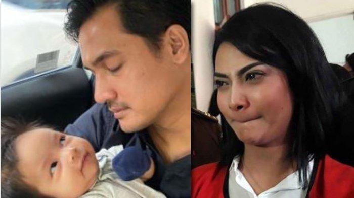 Kondisi Anak Vanessa Angel Saat Ditinggal, Ibu Mertua : Anaknya Rewel Dari Semalam