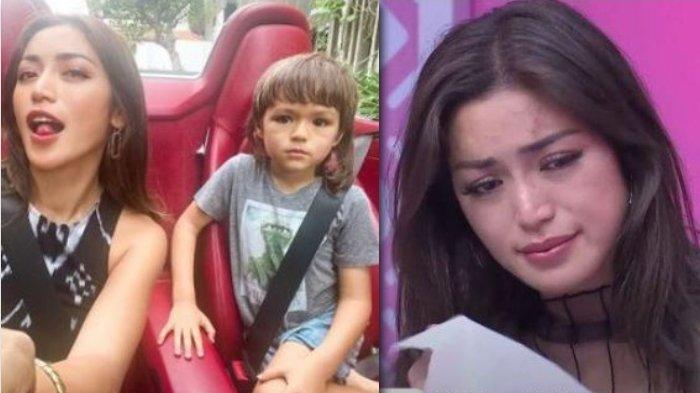 Kondisi Anak Jessica Iskandar Kurus Mendadak Jadi Sorotan, Banyak yang Khawatir hingga Banjir Doa!