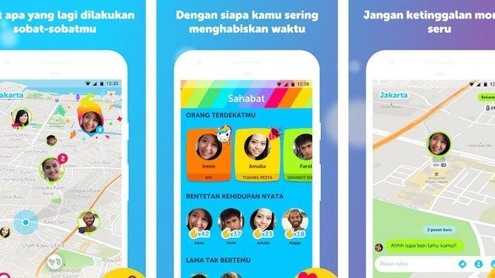 Aplikasi Untuk Mengetahui Posisi Anak