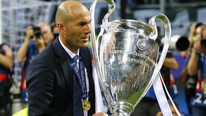 Zinedine Zidane Bakal Hengkang dari Real Madrid, Dua Pelatih Kondang Ini Bakal Jadi Penggantinya