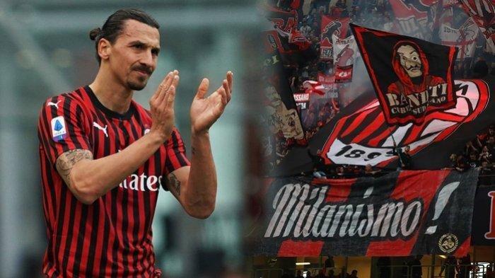 AC Milan Perpanjang Kontrak Zlatan Ibrahimovich dengan Gaji Tinggi, Tapi Syarat Ini Harus Terpenuhi