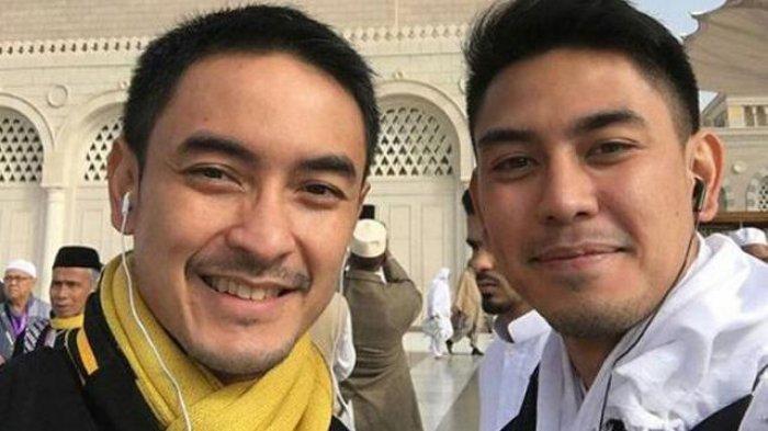 Sering Disebut Kembar, Inilah Dua Anak Zulkifli Nurdin yang Gantengnya Suka Bikin cewek 'Meleleh'