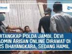 devi-admin-arisan-online-dirawat-di-rs-bhayangkara.jpg
