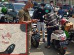 Kasus Penganiayaan SPG Susu di Jambi, Korban Ditikam Karena Cemburu, Pelaku Nyaris Diamuk Massa