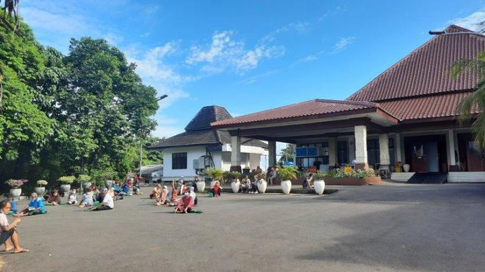 Kasus Covid-19 Melandai Turun, Sejumlah Rumah Sakit di Semarang Sudah Zero Pasien