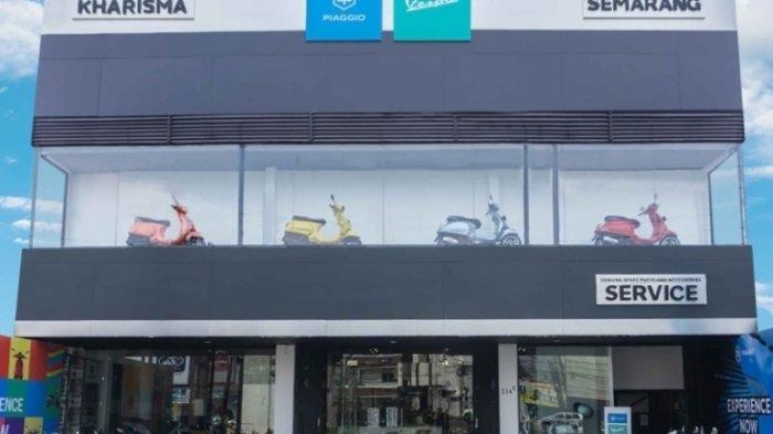 Dealer Resmi Piaggio Vespa Hadir di Semarang, Sediakan Produk Skuter Legendaris dan Spare Part Asli