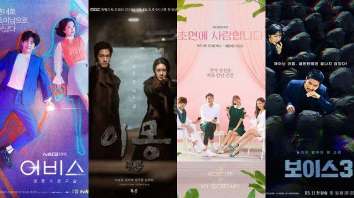 Inilah 10 Drama Korea Drakor Terbaru Tayang Mei 2019: Ada L Infinite, Park Bo Young dan Jung Hae In
