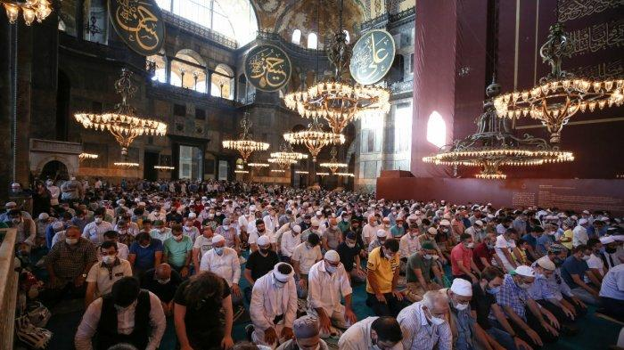 Khotbah Jumat Singkat Kepribadian Umat Islam Indonesia