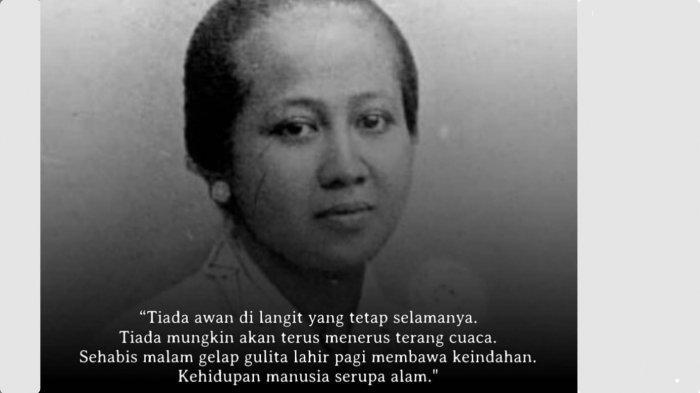 13 Kata-kata Bijak dan Quotes RA Kartini untuk Wanita Indonesia