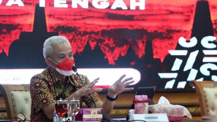 Sekolah Dimulai, Gubernur Ganjar Pranowo Minta Laporan Harian Pelaksanaan Pembelajaran Tatap Muka