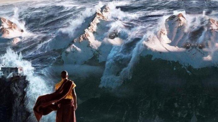 Sinopsis 2012 Bioskop Trans TV Malam ini Pukul 16.30 WIB Kehancuran Dunia Prediksi Suku Maya