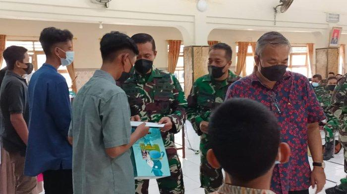 Pesan Pakar Komunikasi Dr Aqua Dwipayana: Selalu Jaga Nama Baik Satuan
