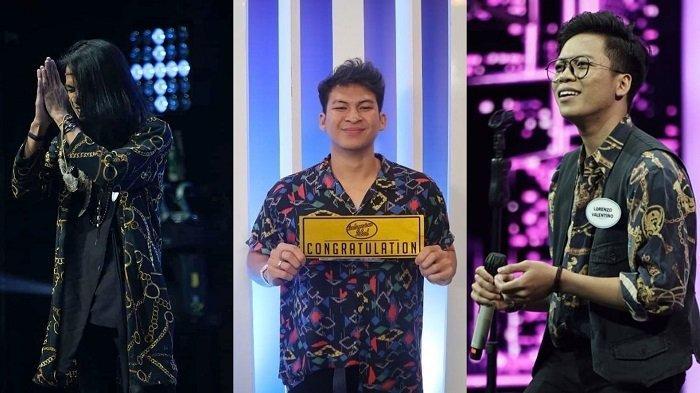 Ini Alasan 3 Peserta Indonesian Idol 2021 Prada, Rizky dan Lorenzo Mengundurkan Diri