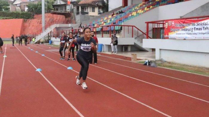 350 Atlet KONI Kota Semarang Wajib Jalani Tes Fisik Jelang Porprov Jateng 2022