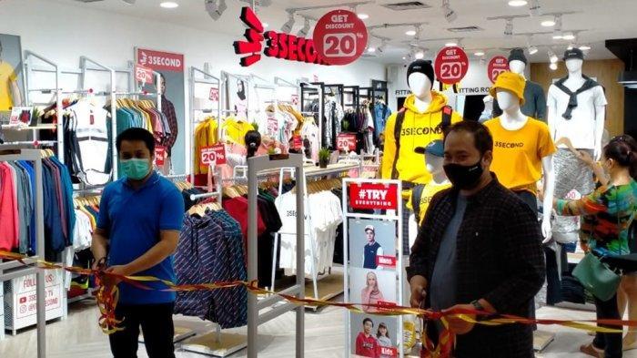 3Second Store Buka di Hartono Mall Solo, Diskon Sampai 50 Persen
