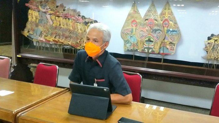 Tiga Strategi Gubernur Jateng untuk Sektor Industri Saat PPKM Darurat