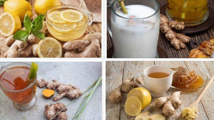 7 Resep Minuman Jahe yang Bisa Tambah Imun Saat Pandemi