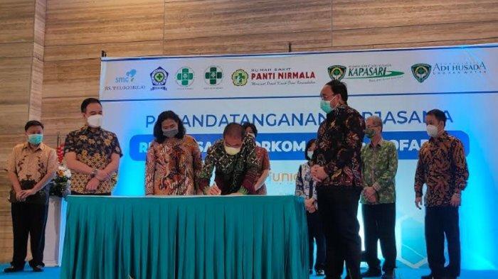 7 Rumah Sakit Swasta Bentuk Klinik Imunicare Untuk Sediakan Variasi Vaksin