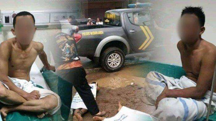 Fakta Lengkap 2 Lelaki Telanjang Pelukan di Dalam Mobil di Trangkil Pati, Awalnya Terlihat Normal