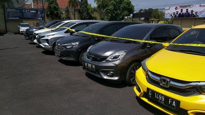 Berikut Ini Merek dan Plat Nomor 8 Mobil yang Dibawa Kabur Wanita Kendal, Ditangkap di Pekalongan
