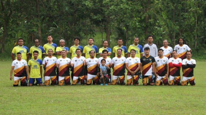 Faisol Penentu Kemenangan Siwo PWI Jateng atas Tim IOS FC Gunungpati