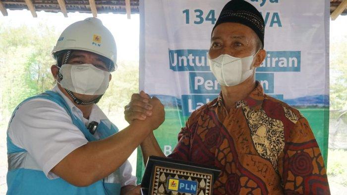 96 Petani di Pasir Makmur Bantul Nikmati Listrik PLN