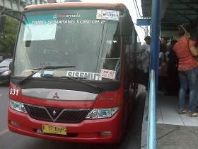 BRT Koridor 4 Semarang Dibuka 1 Desember ini