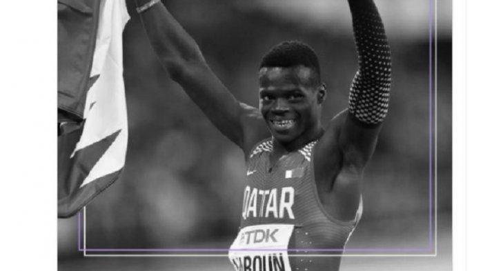 Peraih Emas di Asian Games 2018 di Jakarta Abdalelah Haroun Meninggal Dunia karena Kecelakaan