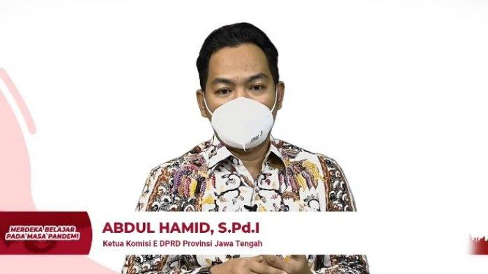 Komisi E DPRD Jawa Tengah Dorong Guru Berinovasi dalam Pembelajaran di Masa Pandemi
