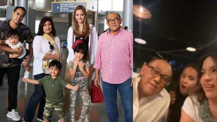 Nia Ramadhani Janji Akan Rawat Abu Rizal Bakrie Mertuanya dengan Tangan Sendiri
