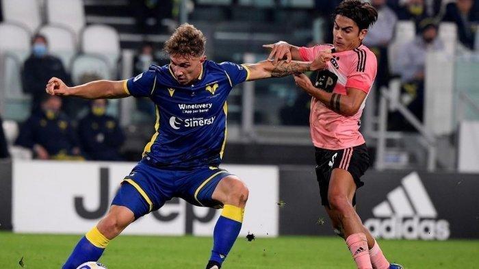 Dybala, McKennie dan Melo Dihukum Karena Gelar Pesta saat Pandemi Covid-19, Juventus Pusing