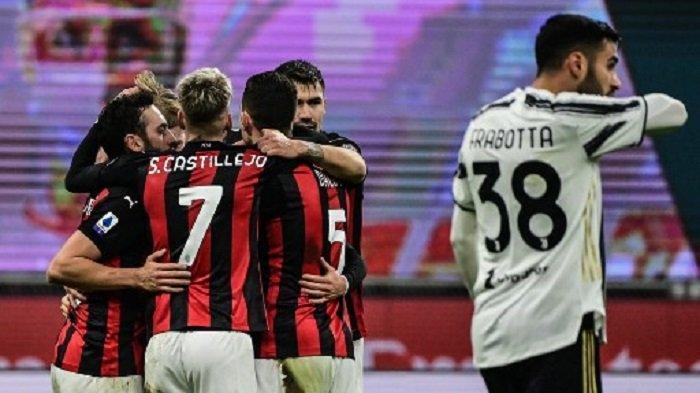 Jadwal, Klasemen, Top Skor dan Streaming Serie A Liga Italia, AC Milan Belum Aman di Zona Champion