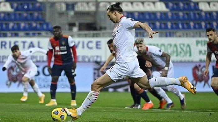 Jadwal Bola Serie A Liga Italia Pekan Ini, Verona Vs AC Milan, Juventus Vs Lazio, Inter Vs Atalanta
