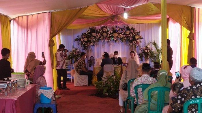 Syarat Mendapatkan Izin Resepsi Pernikahan PPKM Level 3 di Sragen