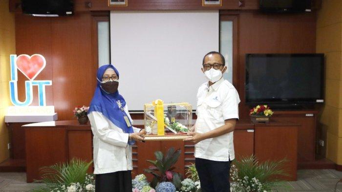 Drs M Muzammil MM Pimpin UT Semarang Gantikan Dra Barokah Widuroyekti MPd