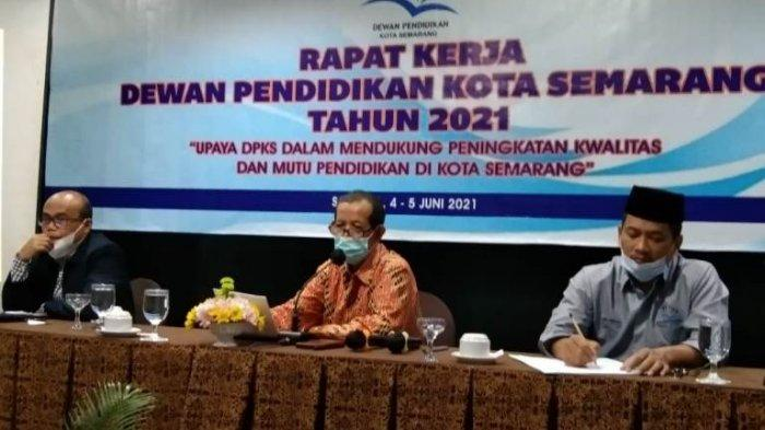 Tingkatkan Mutu Pendidikan di Kota Semarang, Dewan PendidikanPerluas Jaringan Kerja Sama