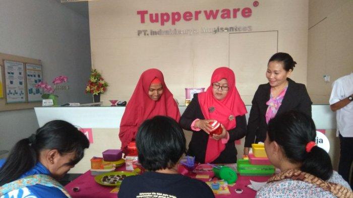 Tupperware Ajak Masyarakat Untuk Gemar Membawa Bekal