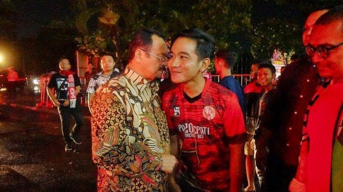 PDIP Rekom Gibran, Apakah Purnomo Bakal Loncat ke Partai Lain di Pilwakot Solo? Ini Jawaban Purnomo