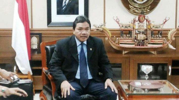 Reaksi Achsanul Qosasi Anggota BPK dan Bos Madura United Disebut Terima Fee Korupsi Bansos Corona