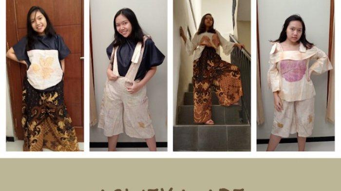 Acintya Art Kembangkan Produk Baju Tanpa Limbah Potongan Kain