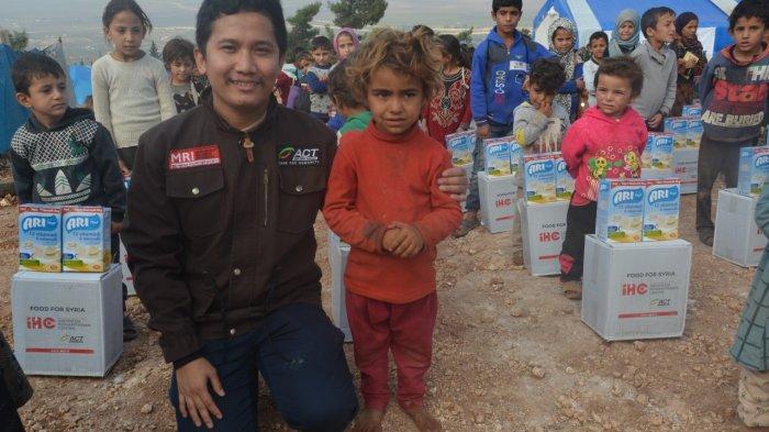 ACT Terus Kirim Bantuan ke Warga Gaza Palestina Korban Serangan Israel