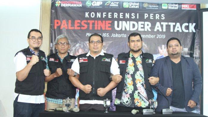 ACT Masifkan Bantuan untuk Palestina Pascaeskalasi Serangan Udara Israel