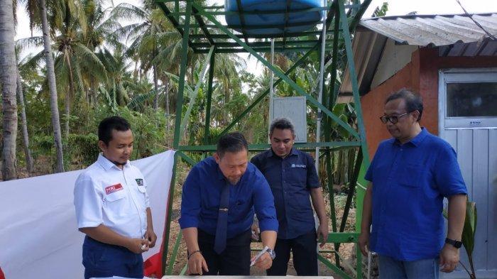 Melalui Global Wakaf-ACT, Serikat Pekerja PT Toyota Astra Motor Hadirkan Sumur Wakaf di Lombok