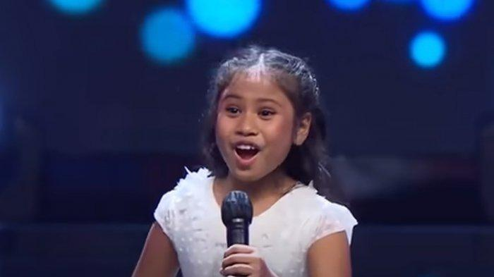 Sosok Adelways Kontestan The Voice Kids Indonesia yang Pukau Isyana: Aku Tak Berani Nyanyi Lagu Ini
