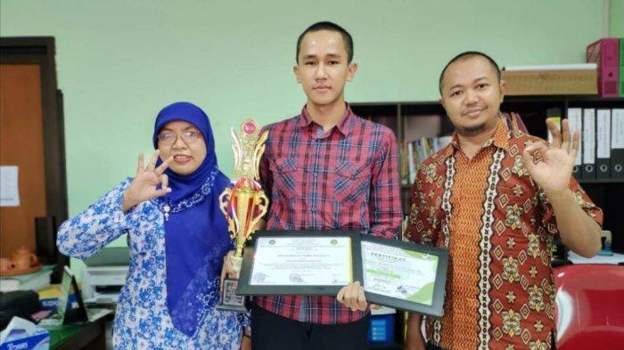Mahasiswa UIN SAIZU Purwokerto Raih Juara I Essay Tingkat Nasional