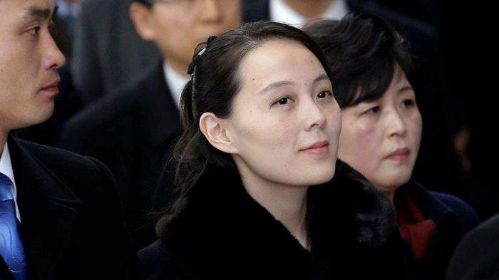 Adik Kim Jong Un Gusar gara-gara Klaim Korea Utara Nol Kasus Covid-19 Diragukan