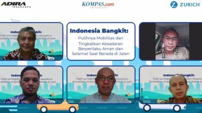 Adira Insurance Petakan Profil Keselamatan Jalan di Indonesia