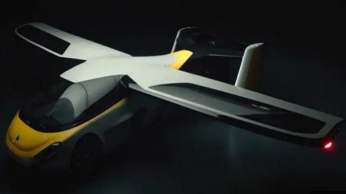 Anti Macet, Tahun 2023 Mobil Terbang Akan Segera Diperjualbelikan Intip Desainnya